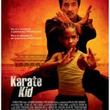 The 2010 Karate Kid DVD plus portmoneu