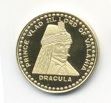 JETON DRACULA CASTELUL BRAN VALOARE 10 LEI