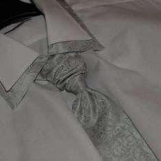Set de mire (camasa, vesta si lavaliera) colectia - Camasa cu nasturi