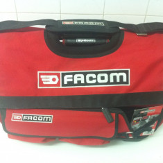 FACOM,, Geanta de Transport Schule din material textil, Marca FACOM '' - Trusa scule auto