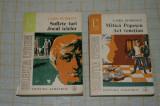 Teatru - Camil petrescu - 2 volume - Editura Albatros - 1973