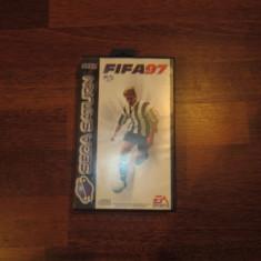 Joc Fifa 97 Sega Saturn Original - Jocuri Sega