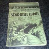 Petre Paulini - Sfarsitul lumii - 1947 - dupa ipotezele stiintei moderne si in lumina profetiilor biblice - Carte de aventura