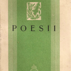 Vladimir Cavarnali - Poesii - 1934 - cu autograf - Carte Editie princeps