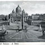 Citta del Vaticano - S.Pietro, Necirculata, Fotografie