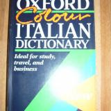 THE OXFORD COLOUR ITALIAN DICTIONARY (ITALIAN-ENGLEZ/ENGLEZ-ITALIAN)