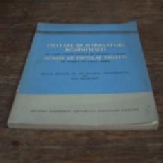 Cantari si Strigaturi Romanesti- Studiu introductiv de Ion Muslea - 1962 - Autograful autorului