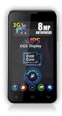 Allview P5 AllDro Dual SIM Dual Stand-By foto
