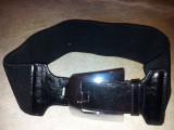Cumpara ieftin Curea elastica neagra, lungime 70 cm