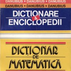DICTIONAR DE MATEMATICA - Enciclopedie