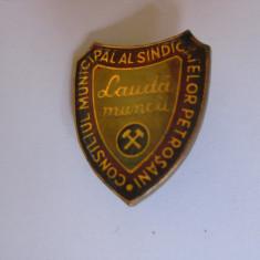 INSIGNA LAUDA MUNCII C.M.S.PETROSANI