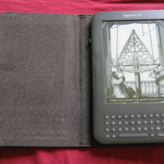 Kindle Keyboard 3G, Free 3G + Wi-Fi, 6