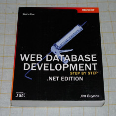 WEB database development step by step .NET edition - Jim Buyens - Microsoft press Altele