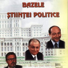 BAZELE STIINTEI POLITICE de IOAN BITOLEANU si ANA-MARIA ORASANU - Carte Dreptul muncii