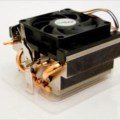 Cooler AMD Box cu 4 heatpipes impecabil 754 939 AM2 Am3 Am3+ 4 heat-pipes - Cooler PC AMD, Pentru procesoare