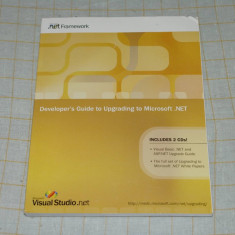 Developer's Guide to Upgrading to Microsoft .NET - Microsoft - Carte Limbaje de programare Altele