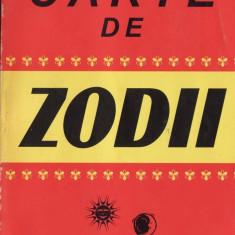CARTE DE ZODII - 16 ZODIACE - Carte astrologie