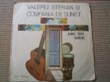 VALERIU STERIAN SI COMPANIA DE SUNET NIMIC FARA OAMENI disc vinyl lp folk rock