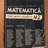 Matematica Bacalaureat - Ghid de pregatire M2