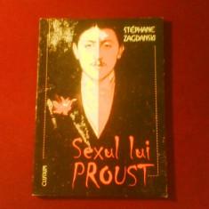Stephane Zagdanski Sexul lui Proust - Carte stiinta psihiatrie