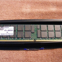 Memorie DDR2 ECC 4Gb, Kingston KTD-WS670, nou, cu garantie!