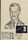 Carte maxima Hermann Oberth