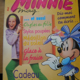 Minnie - benzi desenate (lb. franceza)