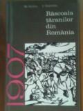 Rascoala taranilor din Romania (1907)-M.Badea,I.Ilincioiu