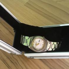 Ceas SEIKO Automatic Japonia cu Zi si Data - Ceas barbatesc Seiko, Lux - elegant, Mecanic-Automatic, Metal necunoscut, Analog