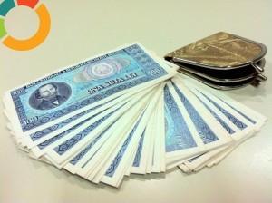 Bancnote romanesti pentru recuzită (film, teatru) foto