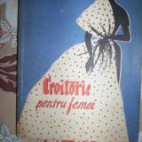 CROITORIE PENTRU FEMEI-Andrusca Maria, Natalia Tautu