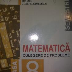 """MATEMATICA CULEGERE CLS. VIII SEMESTRUL 1 - S. Smarandache """"2753"""""""