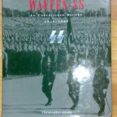 Carte Waffen SS An Unpublished Record  - wehrmacht, Adolf Hitler