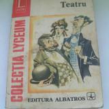 TEATRU I.L.CARAGIALE - Roman, Anul publicarii: 1985