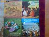 Vand 8 discuri vinil cu muzica folk , folclor etc. din Ungaria  Qualiton, Hungaroton