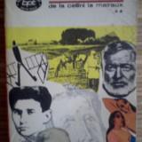 Literatura marturisirilor  de la Cellini la Malraux  vol II /1972