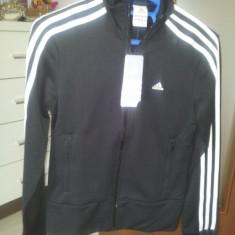 Bluza trening dama Adidas noua si originala, Culoare: Negru, Marime: 36, Geci si Jachete, Alergare