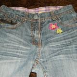 Pantaloni scurti pentru adolescente, marimea 158, XS, REDUSI ACUM! - Pantaloni dama, Marime: XXS, Culoare: Albastru, Bumbac