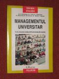 Management universitar - Liviu Antonesei, s.a.