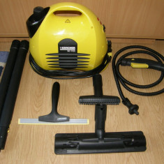 Curatator cu abur KARCHER SC1122, perfect functional si complet
