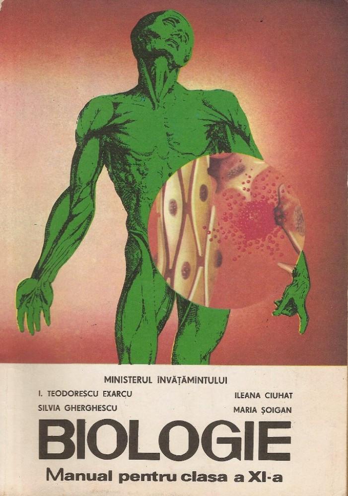 Biologie Manual Clasa A Xi A Editura Corint PDF Download