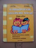 NE  PREGATIM PENTRU CONCURSURILE SCOLARE , CLASA A III A , LIMBA SI LITERATURA ROMANA , MATEMATICA , CUNOASTEREA MEDIULUI ., Clasa 3
