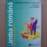 LIMBA ROMANA CLASA A V A - Manual scolar, Clasa 6