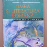 LIMBA SI LITERATURA ROMANA CLASA A III A - Manual scolar, Clasa 3