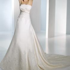 Rochie de mireasa ETOLIA, Rochii de mireasa printesa