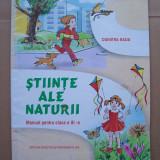 STIINTE ALE NATURII CLASA A III A - Manual scolar, Clasa 3