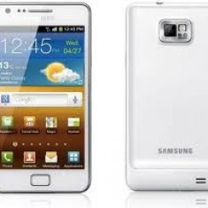 SAMSUNG GALAXY S2 - Telefon mobil Samsung Galaxy S2, Alb