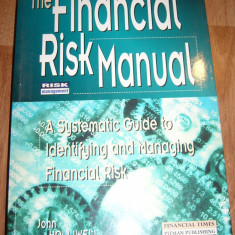 THE FINANCIAL RISK MANUAL JOHN HOLLIWELL
