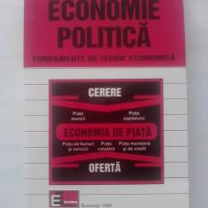 Economie politica - Eugen Prahoveanu - Carte Economie Politica