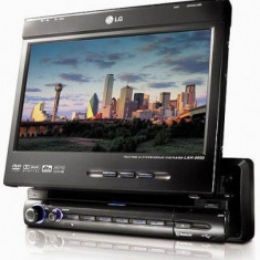 VAND/SCHIMB DVD AUTO LG LAN-9600R navigatie GPS multimedia USB - Navigatie auto